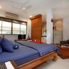 Апартаменты Argyle Apartments Pattaya Студия фото 3