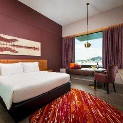 Resorts World Sentosa - Hard Rock Hotel 5* Номер Делюкс