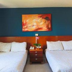 Отель Villa Italia Мексика, Канкун - отзывы, цены и фото номеров - забронировать отель Villa Italia онлайн комната для гостей фото 11