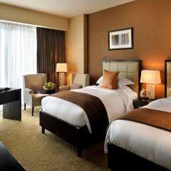 Отель The Address Dubai Marina Номер Делюкс
