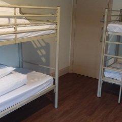 Отель Publove @ Exmouth Arms Euston 2* Кровать в женском общем номере с двухъярусной кроватью фото 5