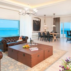 Herods Hotel Tel Aviv by the Beach 5* Президентский люкс с разными типами кроватей фото 5
