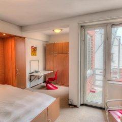 Wake Up City Hotel комната для гостей