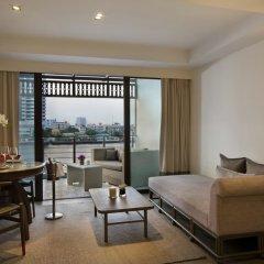Отель Riva Surya Bangkok 4* Представительский номер с различными типами кроватей фото 3