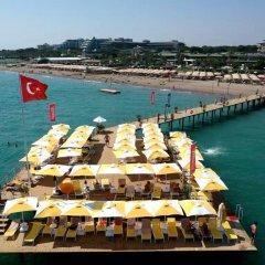 Limak Atlantis De Luxe Hotel & Resort Турция, Белек - 3 отзыва об отеле, цены и фото номеров - забронировать отель Limak Atlantis De Luxe Hotel & Resort онлайн приотельная территория