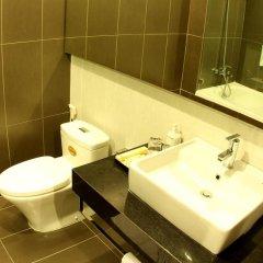 Отель Anise Hanoi 3* Номер Делюкс разные типы кроватей фото 7
