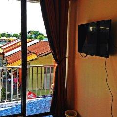 Отель Baan Tipa House Wanglang 3* Номер Делюкс с различными типами кроватей