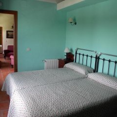 Отель Molino El Vinculo Вилла разные типы кроватей фото 5