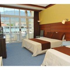 LA Hotel & Resort 3* Стандартный номер с различными типами кроватей фото 5