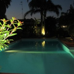 Отель Sole E Sale B&B Лечче бассейн