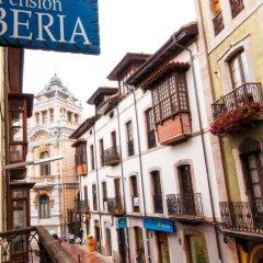 Отель Pension Iberia Стандартный номер с различными типами кроватей фото 3