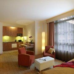 Отель Citadines Saint-Germain-des-Prés Paris 3* Апартаменты с различными типами кроватей фото 2