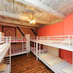 Backpacker Hostel Кровать в общем номере с двухъярусной кроватью фото 8