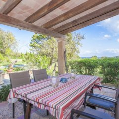 Отель Ca N'Andreu Испания, Коста-де-лос-Пинос - отзывы, цены и фото номеров - забронировать отель Ca N'Andreu онлайн балкон