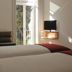Отель Koolhouse Porto 3* Стандартный номер разные типы кроватей фото 16