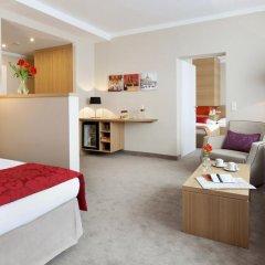 Das Capri. Ihr Wiener Hotel 3* Стандартный номер с различными типами кроватей фото 11