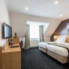 Отель The Augustin 4* Стандартный номер с различными типами кроватей фото 3