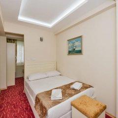 Maral Hotel Istanbul 3* Стандартный семейный номер с двуспальной кроватью фото 3