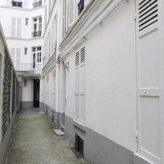 Отель Appartement Paris Cocoon Trocadéro интерьер отеля