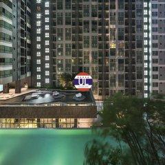 Отель The Base Central Pattaya by Arawat Таиланд, Паттайя - отзывы, цены и фото номеров - забронировать отель The Base Central Pattaya by Arawat онлайн парковка