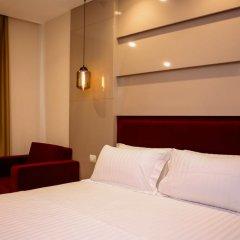 Hotel Luxury 4* Номер Делюкс с различными типами кроватей фото 32
