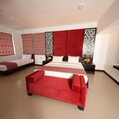 Отель Royal Beach Resort 3* Люкс с различными типами кроватей