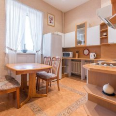 Апартаменты LikeHome Апартаменты Тверская Улучшенные апартаменты разные типы кроватей фото 45