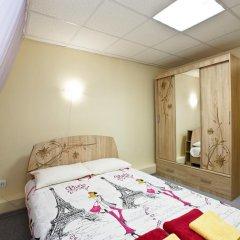 Хостел Тюмень Стандартный номер разные типы кроватей фото 16