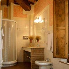 Отель Villa Di Nottola 4* Люкс с различными типами кроватей фото 8
