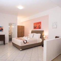Отель Villa Libertad 4* Стандартный семейный номер с двуспальной кроватью фото 7