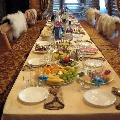 Гостиница Guest house u Okhotnika питание фото 2