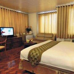 Отель The Corporate Inn Hotel Филиппины, Манила - отзывы, цены и фото номеров - забронировать отель The Corporate Inn Hotel онлайн комната для гостей