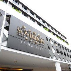 Parc Sovereign Hotel - Tyrwhitt питание фото 3