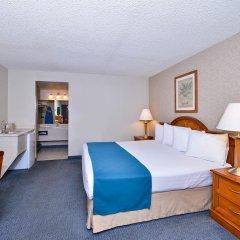 Отель Americas Best Value Inn Downtown Las Vegas США, Лас-Вегас - отзывы, цены и фото номеров - забронировать отель Americas Best Value Inn Downtown Las Vegas онлайн комната для гостей фото 5
