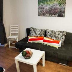 Апартаменты Cool! Downtown Apartment Будапешт комната для гостей фото 2