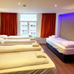 Budget Hotel Damrak Inn комната для гостей фото 4
