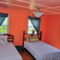 Отель Duncans Hideaway Guesthouse Стандартный номер с двуспальной кроватью (общая ванная комната)