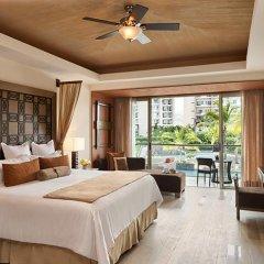 Отель Now Amber Resort & SPA 4* Люкс с различными типами кроватей фото 5