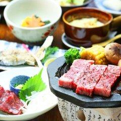Отель Tarutama Onsen Yamaguchi Ryokan Минамиогуни питание фото 2