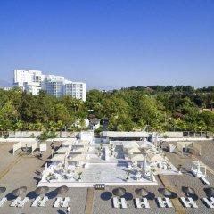 Su & Aqualand Турция, Анталья - 13 отзывов об отеле, цены и фото номеров - забронировать отель Su & Aqualand онлайн парковка