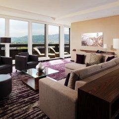 Zurich Marriott Hotel 5* Люкс Panorama с различными типами кроватей