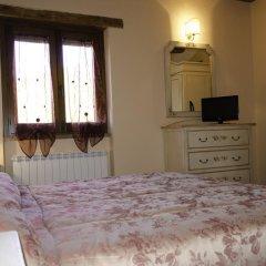 Отель Agriturismo Pompagnano Стандартный номер фото 4