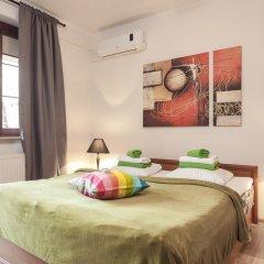 Отель LeoApart Апартаменты с различными типами кроватей фото 11