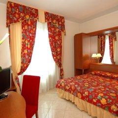Hotel Ambasciata 3* Стандартный номер с двуспальной кроватью