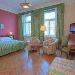 Отель Mercure Secession Wien 4* Стандартный номер с различными типами кроватей фото 15