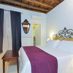 Отель Sangallo Rooms Стандартный номер с различными типами кроватей фото 7
