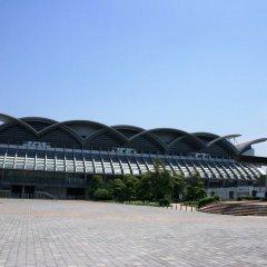 Fukuoka Sunpalace Hotel And Hall Порт Хаката парковка