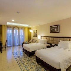 Отель Hoi An Silk Marina Resort & Spa 4* Номер Делюкс с различными типами кроватей фото 8
