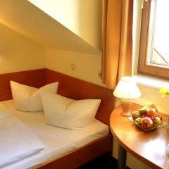 Отель Landhotel Dresden 3* Стандартный номер с различными типами кроватей фото 7