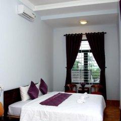 Отель Purple Garden Homestay 2* Стандартный номер с различными типами кроватей фото 4